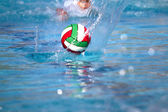 Water Polo — Stock Photo