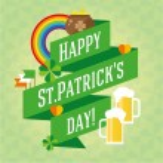Happy St. Patrick's Day — Stock Vector #48193915