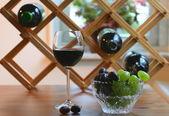 Art of wine — Stock Photo