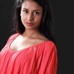 Beautiful indian subcontinent girl — Stock Photo
