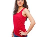 Trendy hispanic girl — Stock Photo #30256313