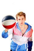 Basketbolcu — Stok fotoğraf