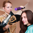 Hairdresser — Stock Photo