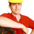 Confident engineer — Stock Photo #31130649