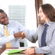 You're hired! — Stock Photo