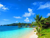 Free beach — Stock Photo