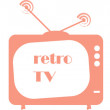 Retro TV — Stock Vector
