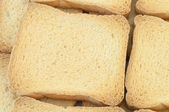 Golden rusk — Stock Photo