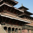 Stock Photo: Kathmandu building