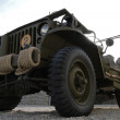 Stock Photo: World war two military vehicle
