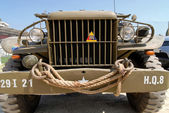 World war two military truck — Stock Photo