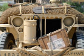 World war two military vehicle — Stock fotografie