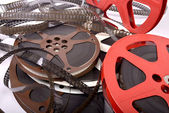 Films and reels — Stock Photo