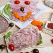 Постер, плакат: Choice of cold cuts