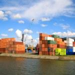 Cargo Port of Rotterdam 004 — Stock Photo #30784865
