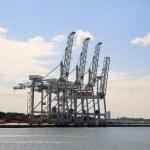 Cargo Port of Rotterdam 015 — Stock Photo #30784647