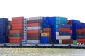 Cargo Port of Rotterdam 016 — Stock Photo