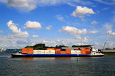 Cargo Port of Rotterdam 006 — Stockfoto