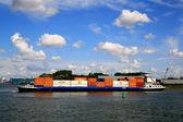Cargo Port of Rotterdam 006 — Stock Photo