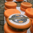 Dutch Gouda cheese market  03 — Stock Photo