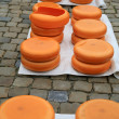 Dutch Gouda cheese market  02 — Stock Photo
