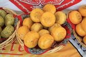 Dutch Gouda cheese market 05 — Stock Photo