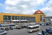 Railway station in Ufa — Stock Photo