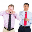 Two businessmen — Stock Photo #30678297