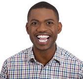 Usmívající se úspěšný muž — Stock fotografie