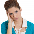 Upset woman — Stock Photo #38819329