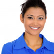 Smiling pretty young woman — Stock Photo