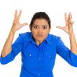 Angry woman — Stock Photo #39732947
