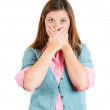 Surprised woman — Stock Photo #40008685