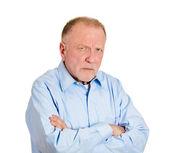 Mutsuz adam — Stok fotoğraf
