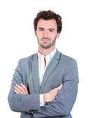 Uomo d'affari sicuri — Foto Stock