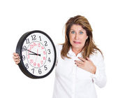 Running out of time — Stock Photo