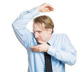Tělesný pach — Stock fotografie