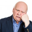 Depressed older man — Stock Photo #44817147