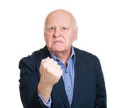 Fist for you — Stock Photo