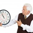 Time is precious — Stock Photo