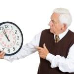 Time is precious — Stock Photo #45289479