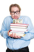 Cost of higher education — Stock Photo