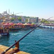 Galata Bridge — Stock Photo