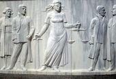 Justicia — Foto de Stock