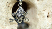 Pirate necklace — Foto de Stock