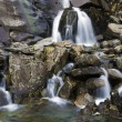 Cwmorthin Waterfall  — Stock Photo
