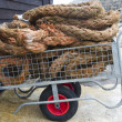 Rope Trolley — Stock Photo