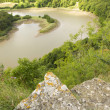 River Wye at Wintours Leap. — Stock Photo #34655293