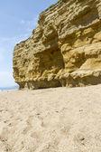 Hive Beach Cliffs — Stock Photo