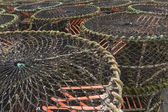 Lobster Pots — Stockfoto